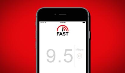 قياس سرعة الإنترنت