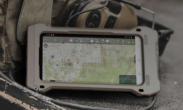 ما هي المميزات الخاصة الموجودة في هاتف Galaxy S20 Tactical