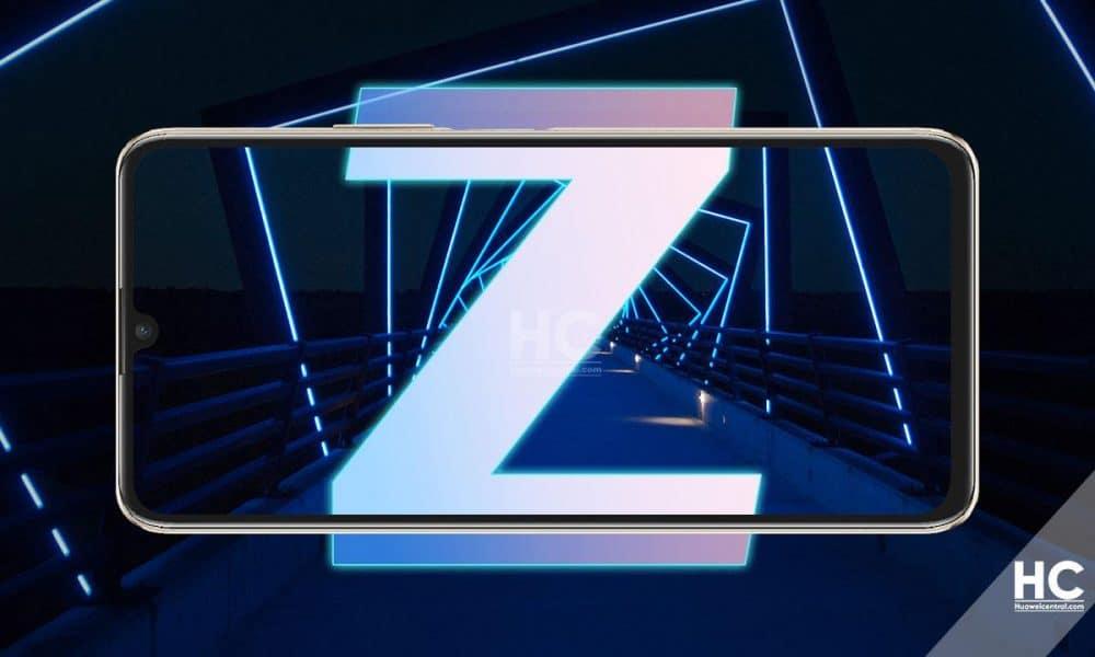 الاعلان رسميا عن هاتف Huawei Enjoy Z في الخارج
