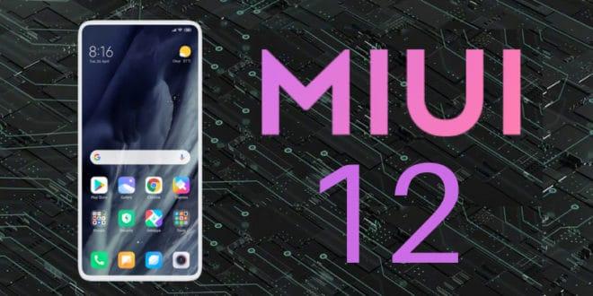 مميزات واجهة تشغيل شاومي الجديدة MIUI 12
