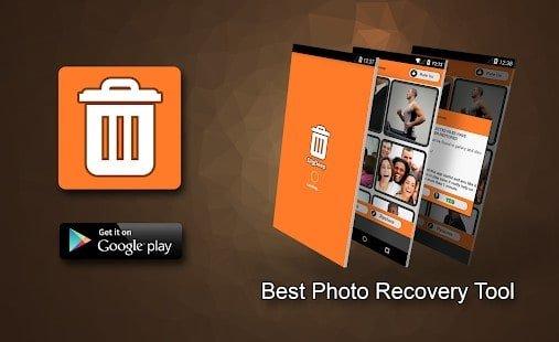 مميزات استخدام برنامج DigDeep Image Recovery