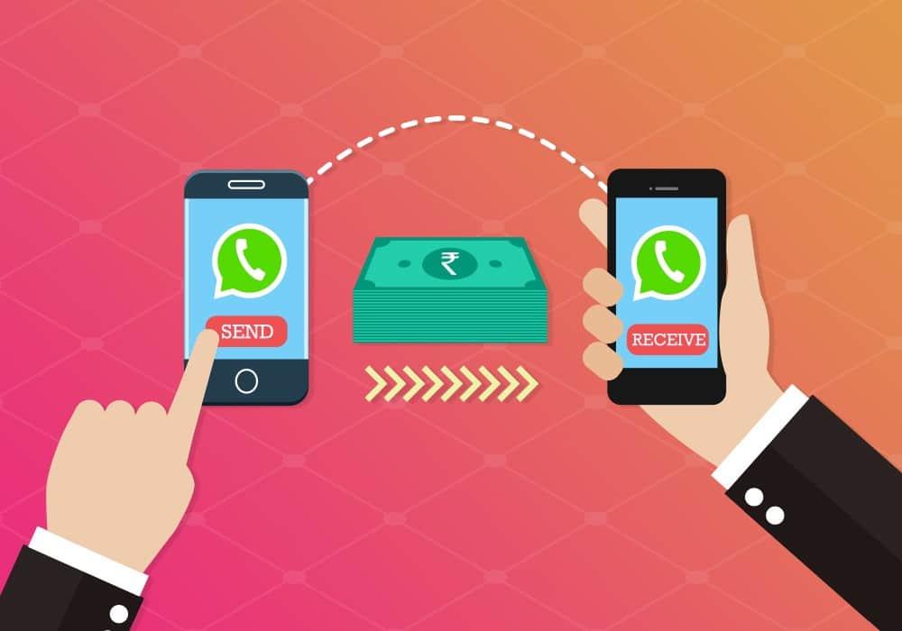 ما هي خدمة ارسال واستقبال الاموال من واتساب