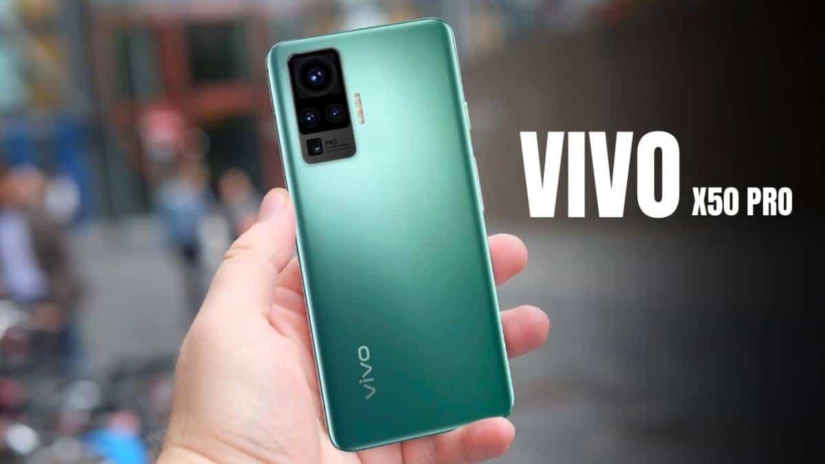 مواصفات هاتف Vivo X50 النسخة البرو