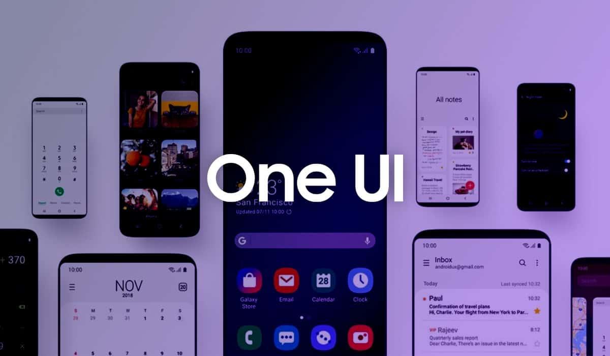 اهم مميزات واجهة المستخدم One UI 3.0.