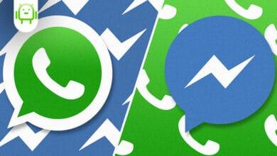 تحديث واتساب القادم : يتيح للمستخدمين إرسال رسائل الي ماسنجر والعكس