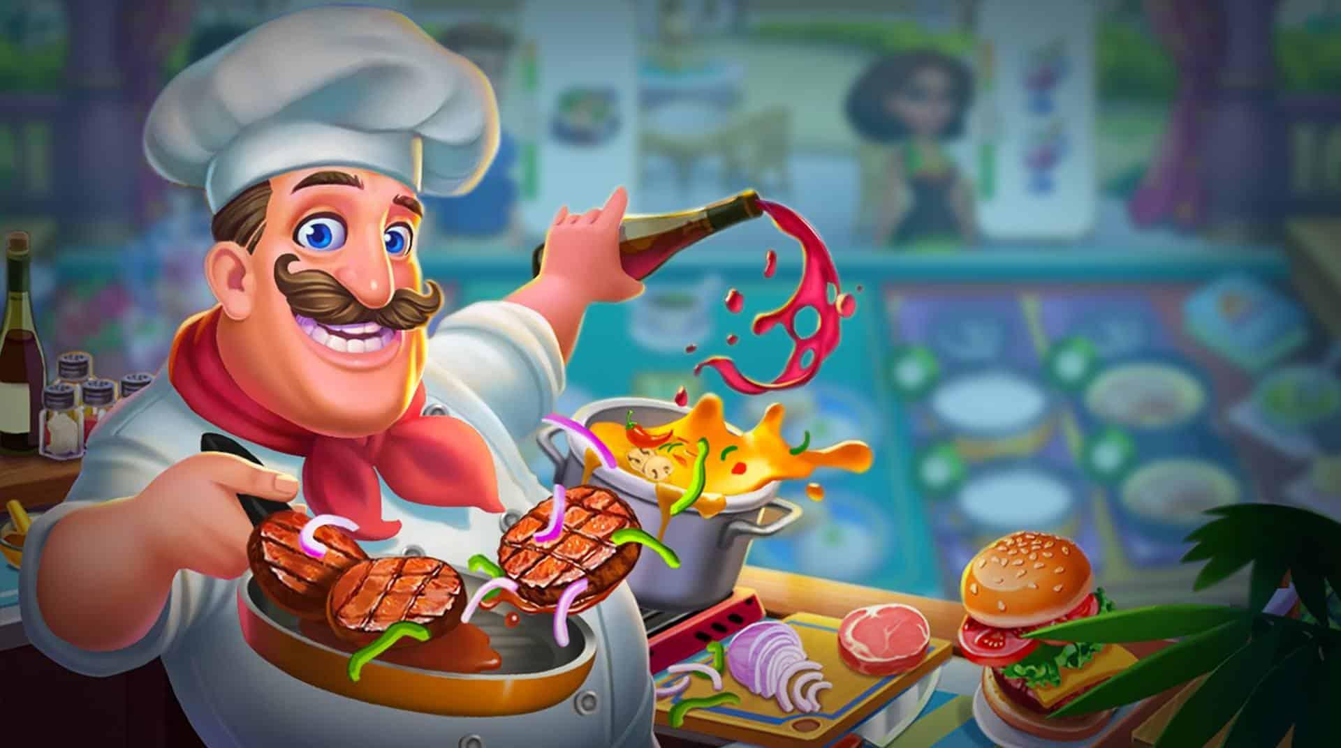 تحميل لعبة Cooking Madness من متجر جوجل بلاي