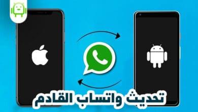 واتساب يدعم المزامنة بين هواتف آيفون وأندرويد لأول مرة