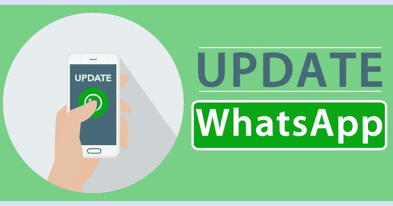 تحديث واتساب الجديد لتقليل استهلاكه لمساحة التخزين الداخلية.