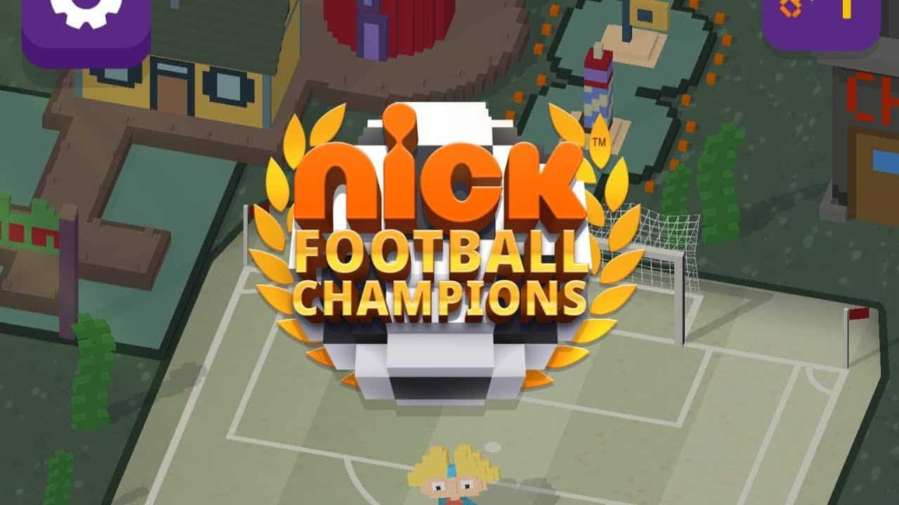 تحميل لعبة Nickelodeon Football Champions - SpongeBob Soccer‏