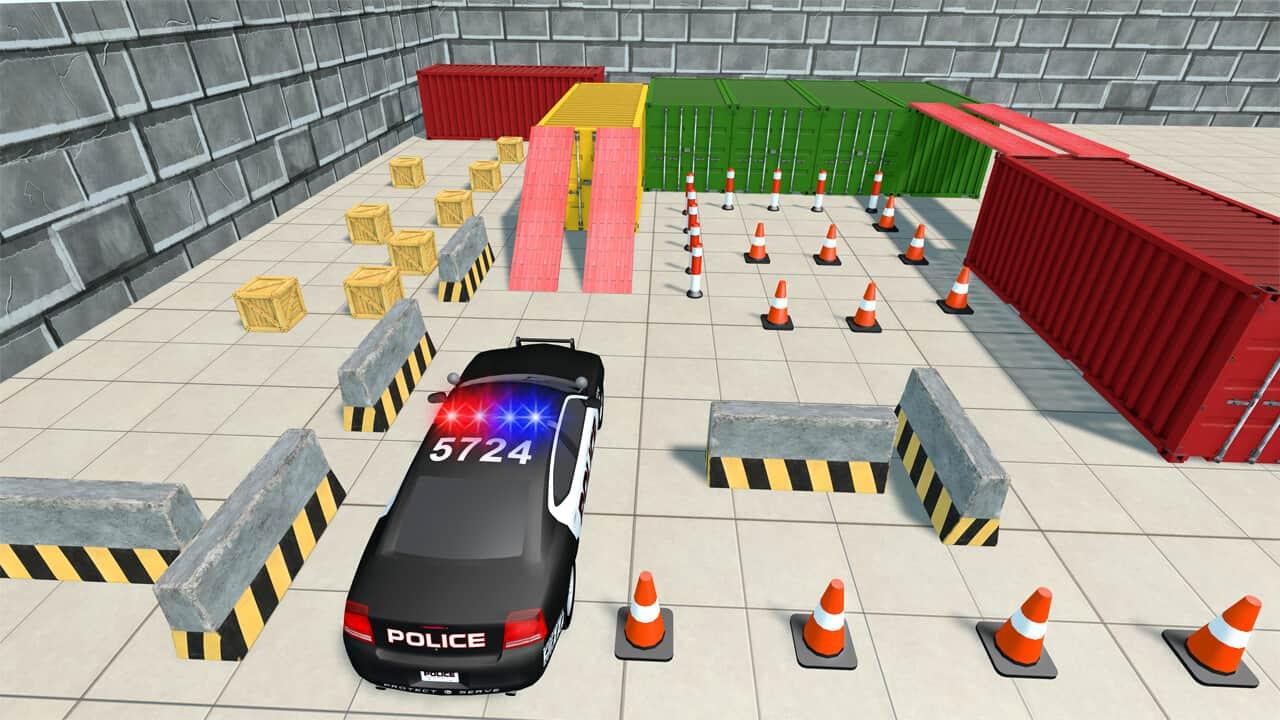 تحميل لعبة Police Parking Adventure - Car Games Rush من جوجل بلاي