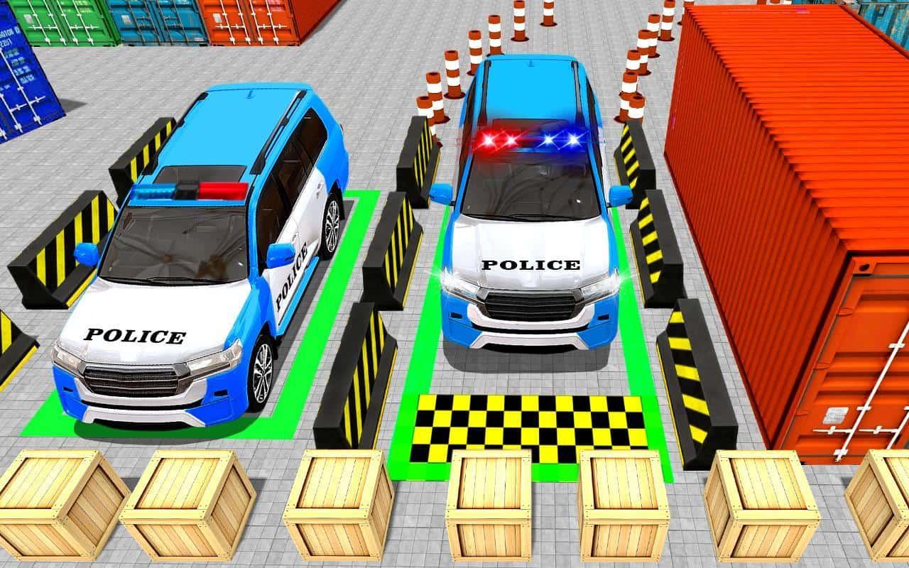 مميزات لعبة Police Parking Adventure - Car Games Rush