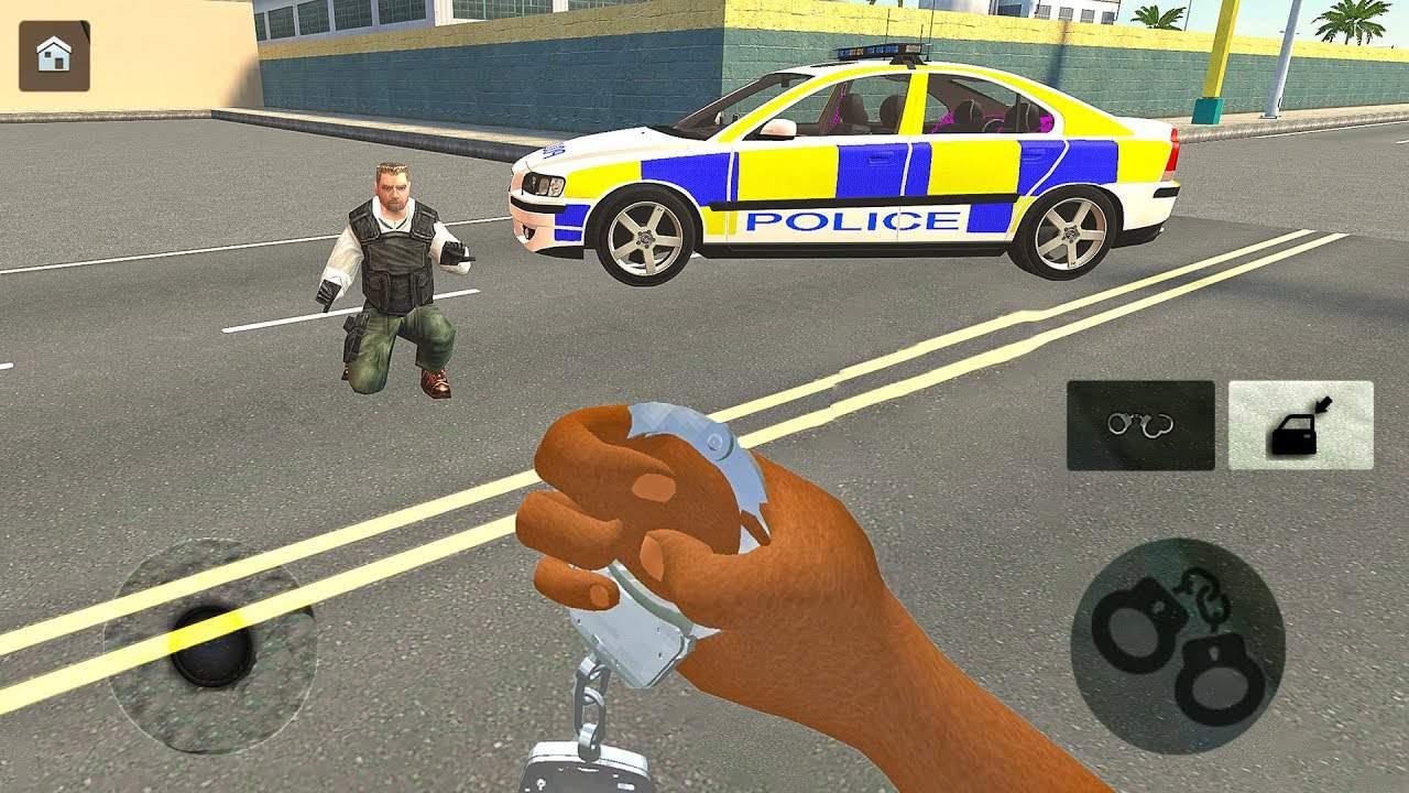 مميزات لعبة Cop Duty Police Car Simulator الشهيرة للاندرويد