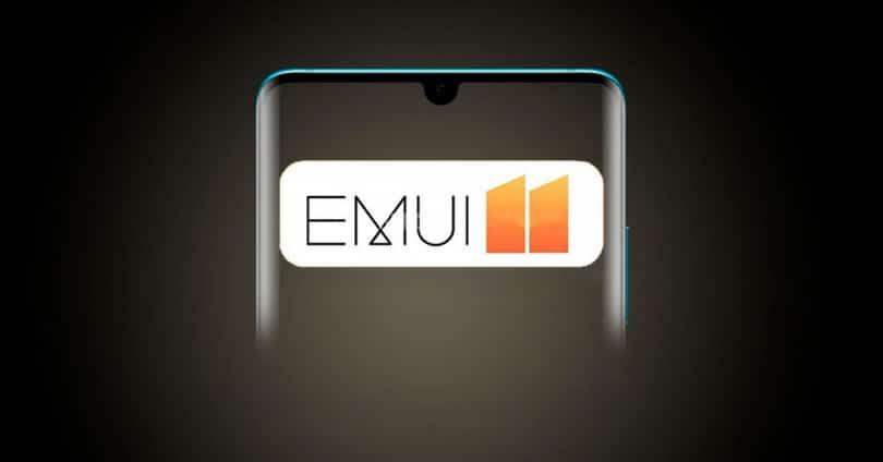 موعد تجديث واجهة تشغيل EMUI 11 لهواتف هواوي.