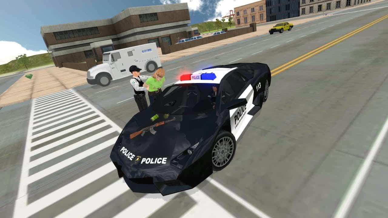 تحميل لعبة Cop Duty Police Car Simulator سيارات الشرطة للاندرويد