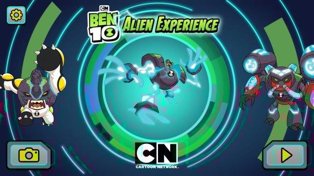 مميزات لعبة Ben 10: Alien Experience