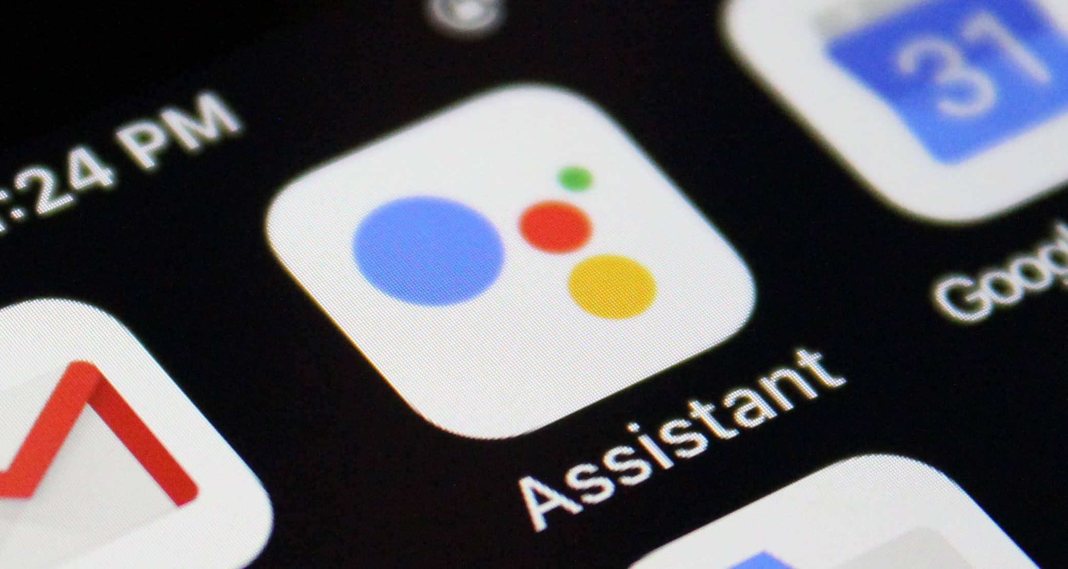 تحديث مساعد جوجل Google Assistant ليتوافق مع التطبيقات الخارجية