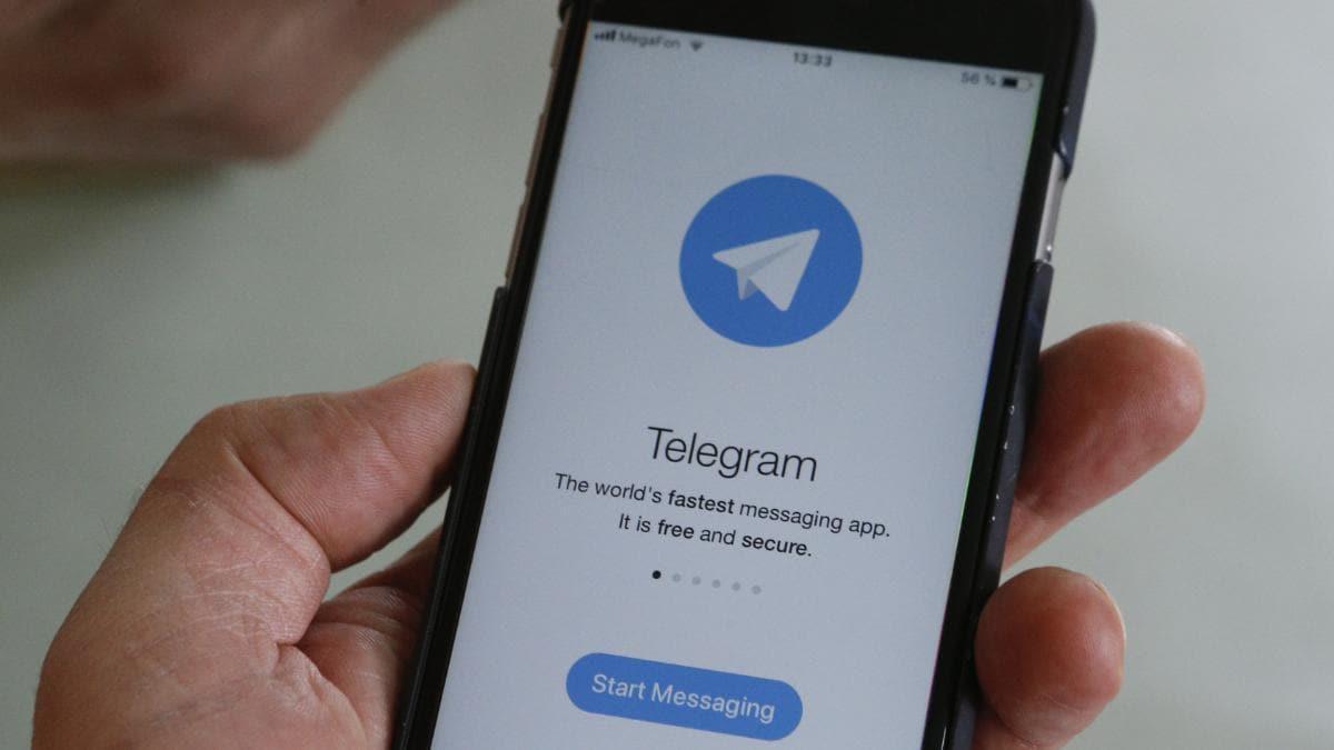 كيفية عمل ميزة الاشخاص القريبون في تليجرام
