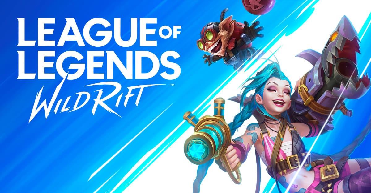 ما هي لعبة League of Legends Wild Rift؟