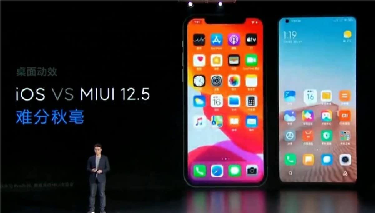 مميزات تحديث واجهة شاومي MIUI 12.5 الجديدة.