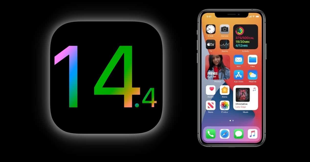 مميزات تحديث iOS 14.4 و iPadOS 14.4 لاجهزة ايفون وايباد.